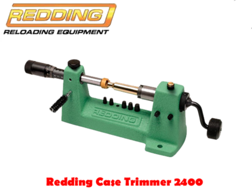 Case trimmer 2400 Redding