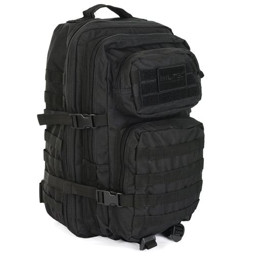 Sac à dos MIL-TEC US Assault 36L Black