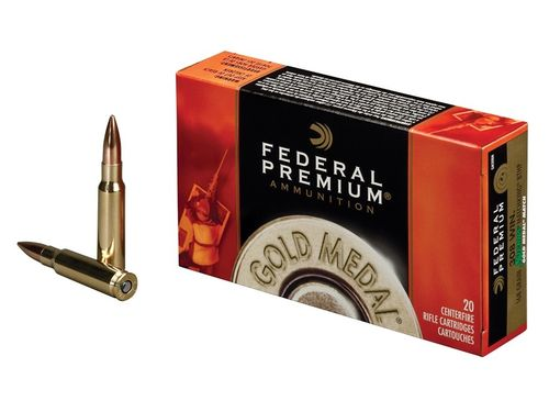 Federal Premium cal 308 Win - 168 grs HPBT Match x 200