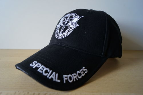 Casquette baseball Special Forces