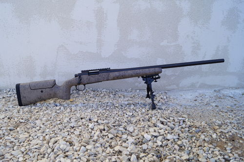 Custom Remington 700 - Bell & Carlson
