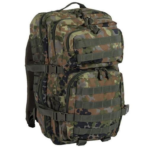 Sac à dos MIL-TEC US Assault 20L Flecktarn