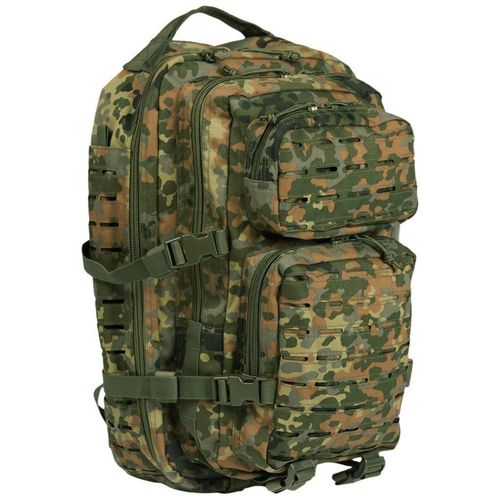 Sac à dos MIL-TEC US Assault 20L Laser Cut Flecktarn
