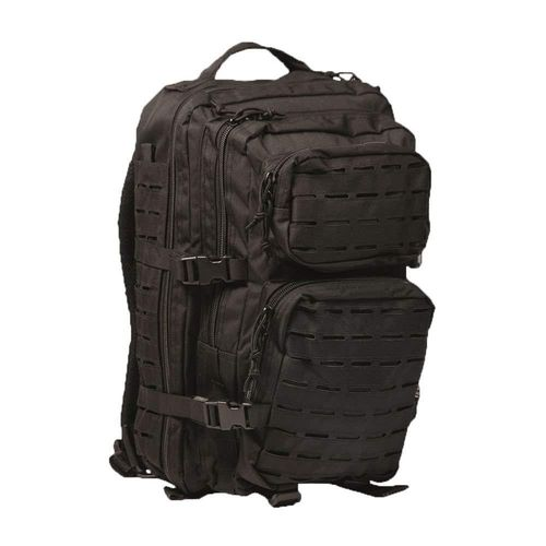 Sac à dos MIL-TEC US Assault 36L Laser Cut Black