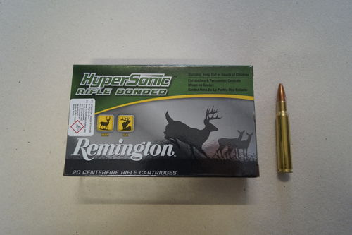Remington Hypersonic cal 30-06 - 180 grs Bonded PSP x 20