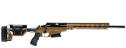 Tikka T3x TAC A1 Coyote Brown cal 308 Win avec FdB
